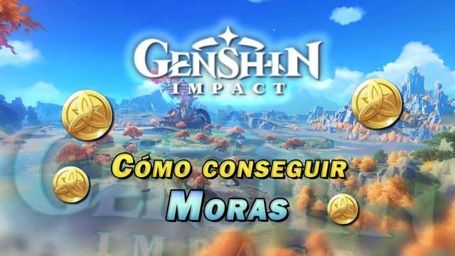 Genshin Impact: Cómo conseguir Moras - Todos los métodos de farmeo