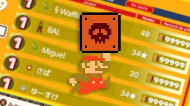 Los tramposos llegan a Super Mario Bros. 35 cinco días después de su lanzamiento.