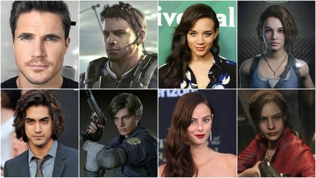 Reboot de las películas de Resident Evil.