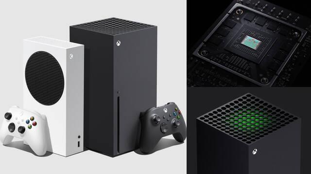 Xbox Series X/S ray tracing 8k