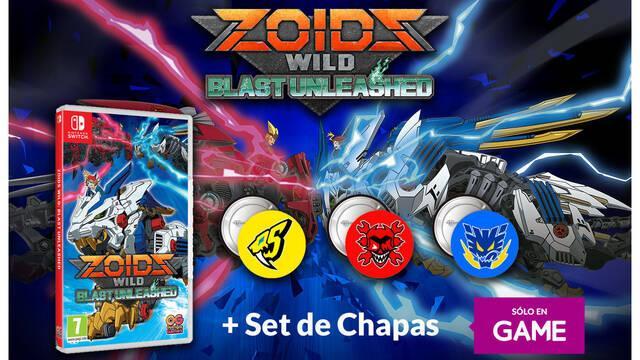 Zoids Wild Blast Unleashed en GAME