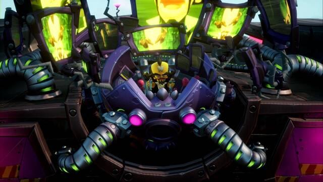 Neo Cortex en Crash Bandicoot 4: It's about time - Cómo derrotarlo