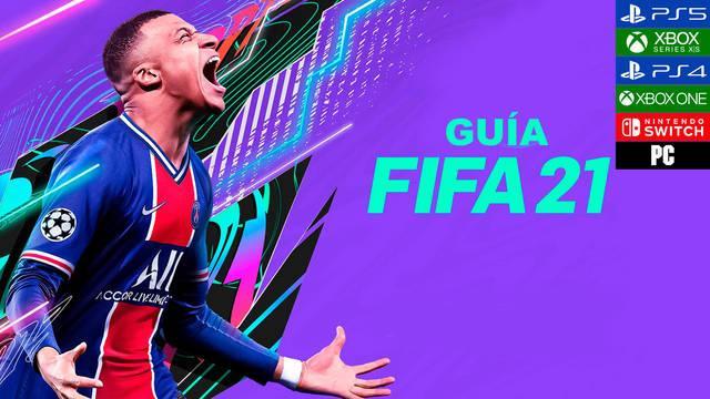 Guía FIFA 21, trucos, consejos y secretos