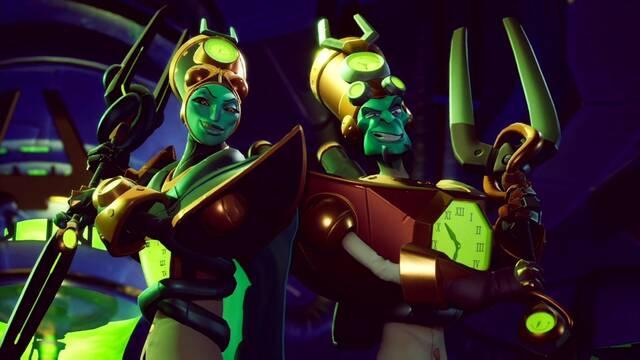 N. Tropy y N. Tropy (F) en Crash Bandicoot 4: It's about time - Cómo derrotarlo