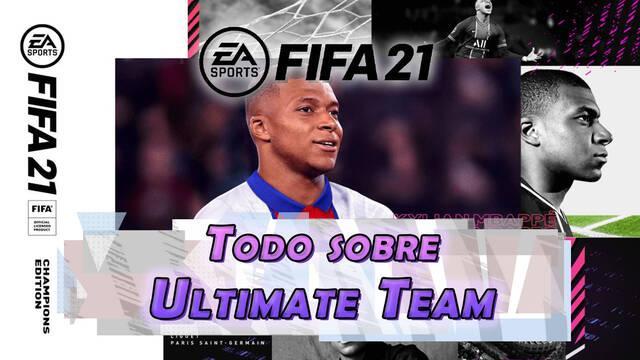 Todo sobre FIFA Ultimate Team (FUT) en FIFA 21 - Consejos y secretos