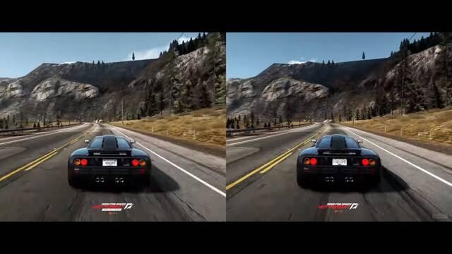 Similitudes entre Need for Speed: Hot Pursuit Remastered para PC y su versión original.