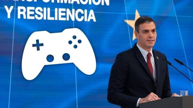 Los videojuegos formarán parte del plan de recuperación del Gobierno de España.