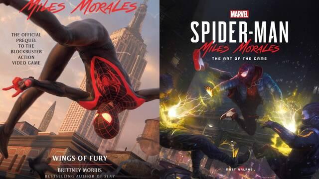 Anunciado Wings of Fury, un libro precuela de Spider-Man: Miles Morales.