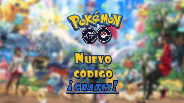 Pokémon Go: Consigue 41 objetos gratis con un nuevo código promocional