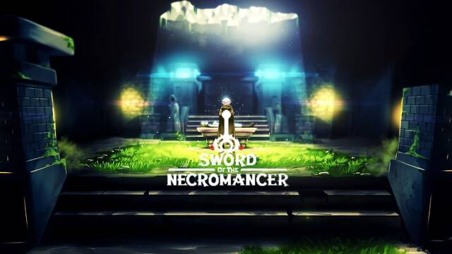 Sword of the Necromancer anuncio de lanzamiento
