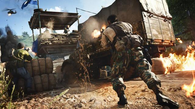 Call of Duty Black Ops Cold War Beta Ping modo 40 jugadores