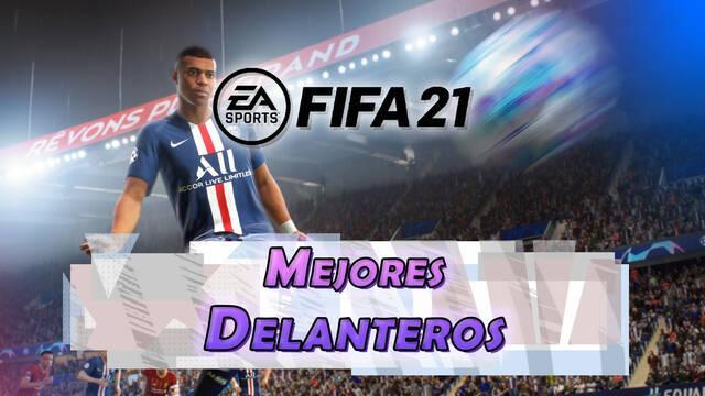 FIFA 21: Los 10 mejores delanteros - Medias y valoración