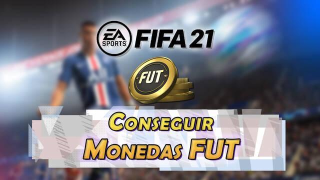 FIFA 21: ¿Cómo conseguir monedas en FUT? - LEGAL
