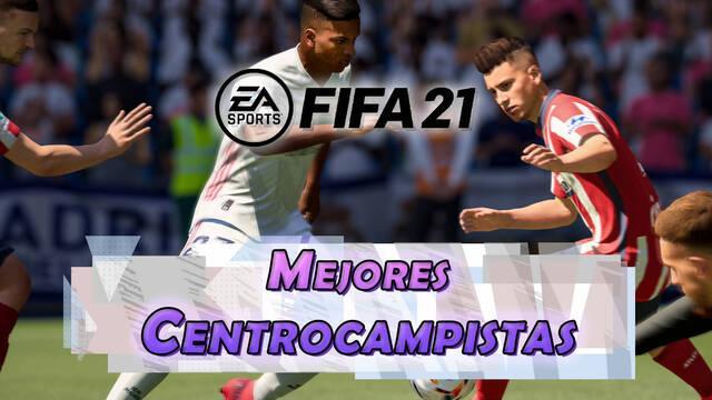 FIFA 21: Los 10 mejores centrocampistas - Medias y valoración