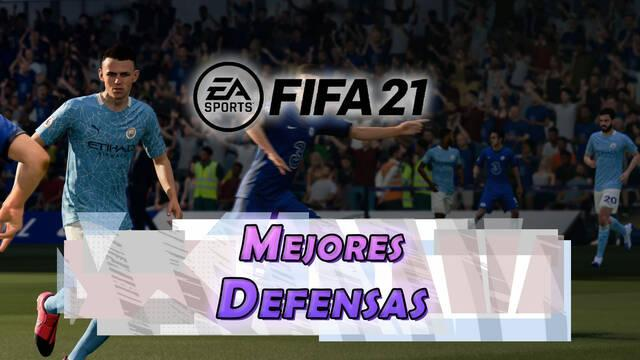 FIFA 21: Los 10 mejores defensas - Medias y valoración