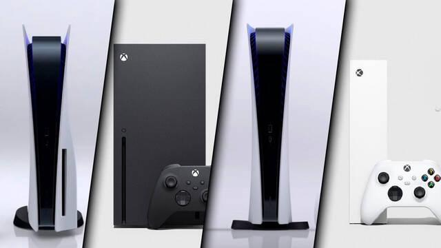 Reservas PS5 Xbox Series X/S Estados Unidos