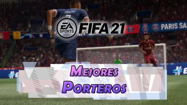 FIFA 21: Los 10 mejores porteros - Medias y valoración