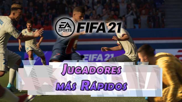 FIFA 21: Los 10 jugadores más rápidos - Medias y valoración