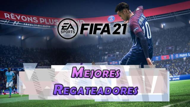 FIFA 21: Los 10 mejores regateadores - Medias y valoración