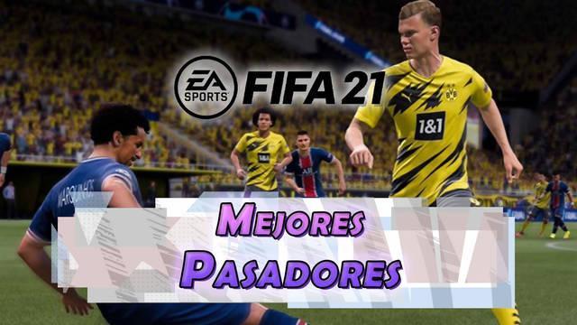 FIFA 21: Los 10 mejores pasadores - Medias y valoración