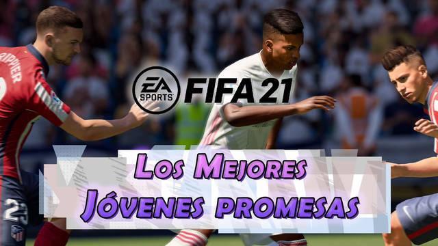 FIFA 21: MEJORES jóvenes promesas baratas y joyas ocultas