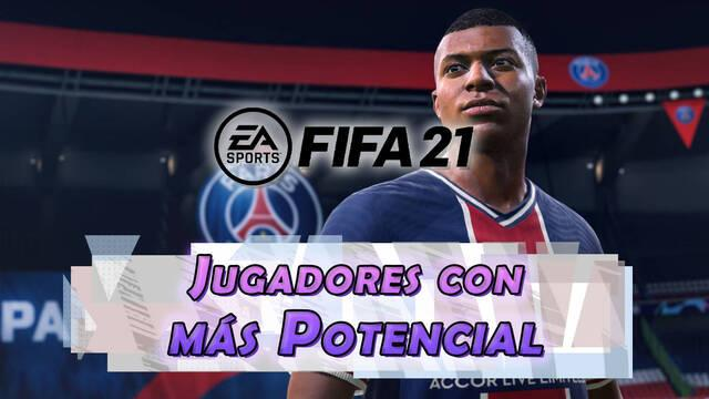 FIFA 21: Los jugadores con mayor potencial para tu equipo
