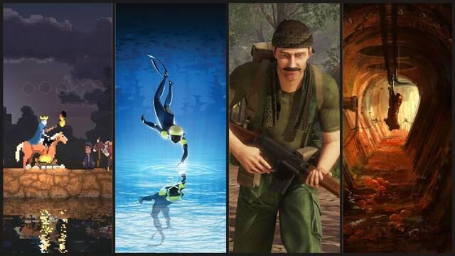 Juegos gratis en Epic Games Store.