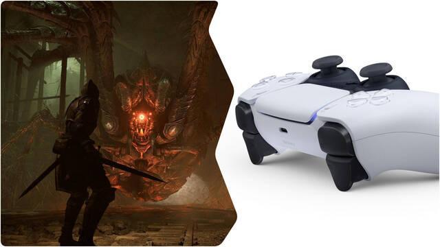 Demons Souls Remake PS5 DualSense