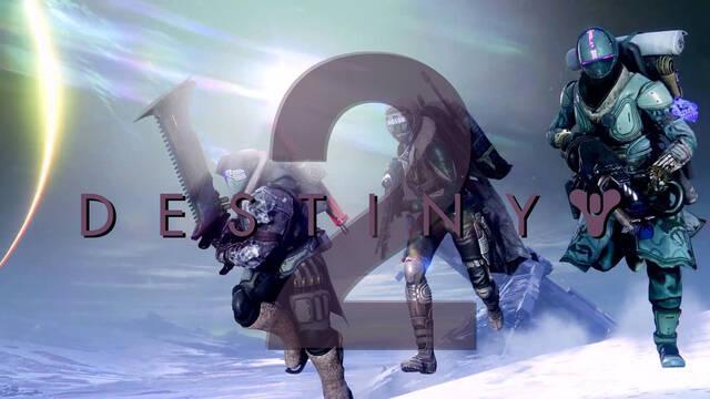 Destiny 2 Más allá de la luz muestra sus nuevas armas y armaduras en un tráiler
