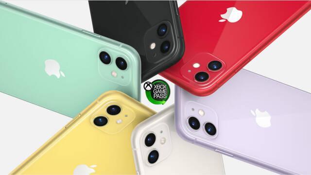 Xbox Game Pass iPhone iPad