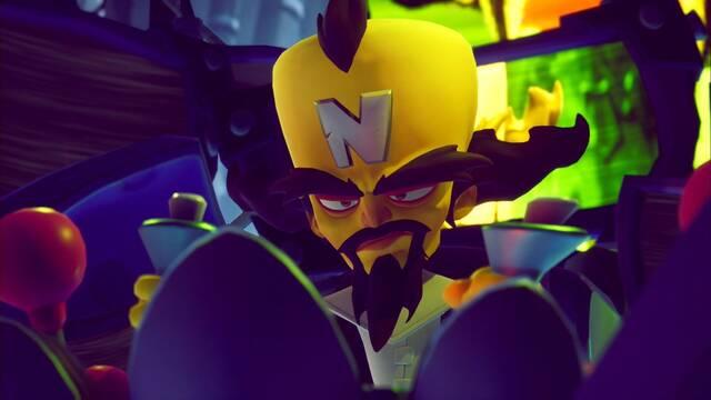 Neo Cortex (final) en Crash Bandicoot 4: It's about time - Cómo derrotarlo