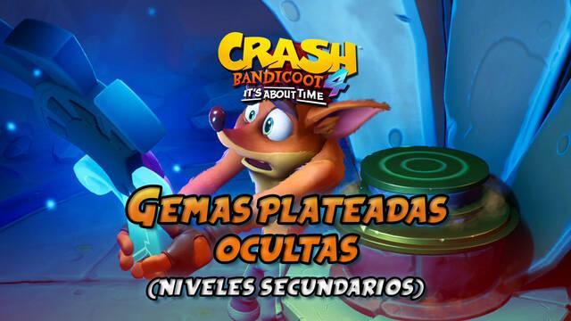 Crash Bandicoot 4: TODAS las gemas de niveles secundarios