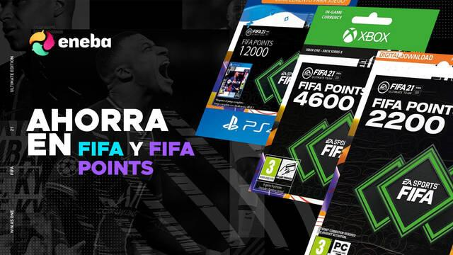 Ahorra en FIFA POINTS