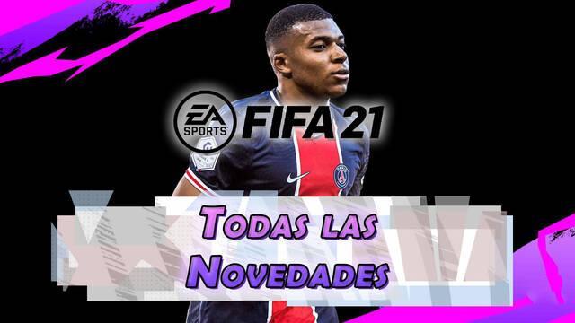 FIFA 21 vs FIFA 20: novedades y diferencias principales