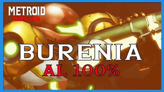 Burenia en Metroid Dread y cómo completarlo al 100%