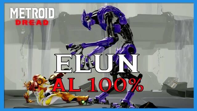 Elun en Metroid Dread y cómo completarla al 100%