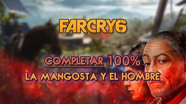 La mangosta y el hombre al 100% en Far Cry 6