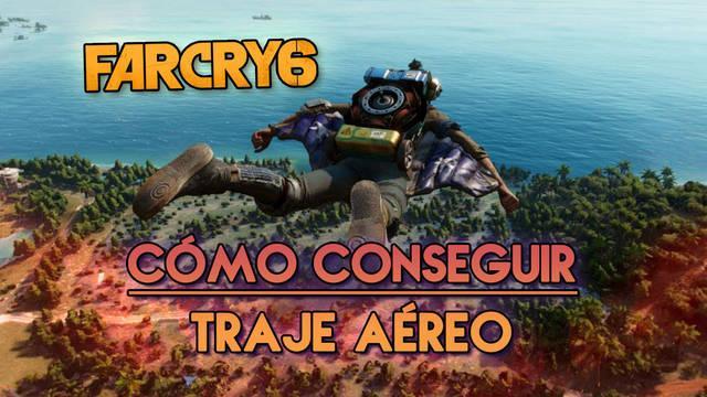Far Cry 6: Cómo conseguir el traje aéreo para volar por los cielos
