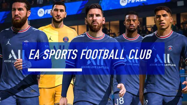 'EA Sports FC' podría ser el nuevo nombre de FIFA.