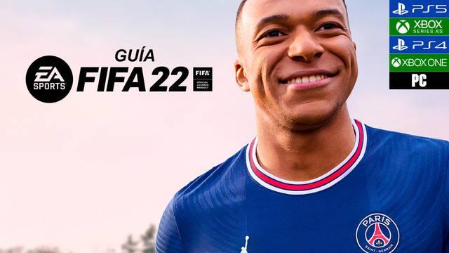 Guía FIFA 22, trucos, consejos y secretos