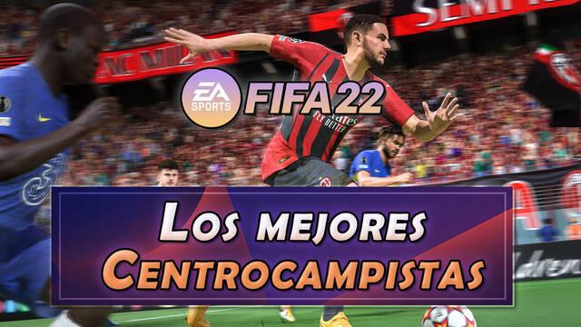 FIFA 22: Los 10 mejores centrocampistas - Medias y valoración