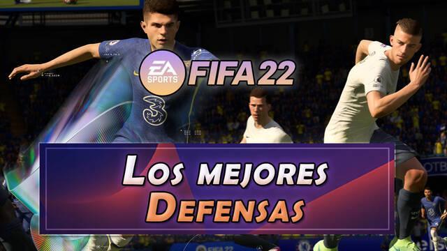 FIFA 22: Los 10 mejores defensas - Medias y valoración