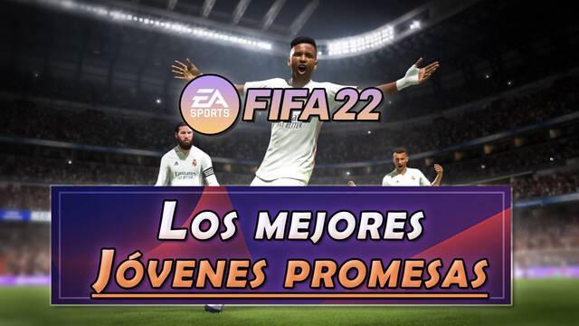 FIFA 22: Los 15 MEJORES jóvenes promesas y joyas ocultas