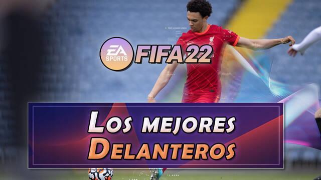 FIFA 22: Los 20 mejores delanteros - Medias y valoración