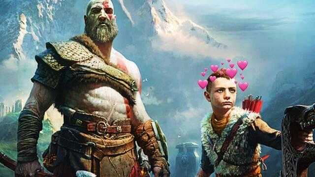 God of War Ragnarok esconde un adorable guiño en Atreus