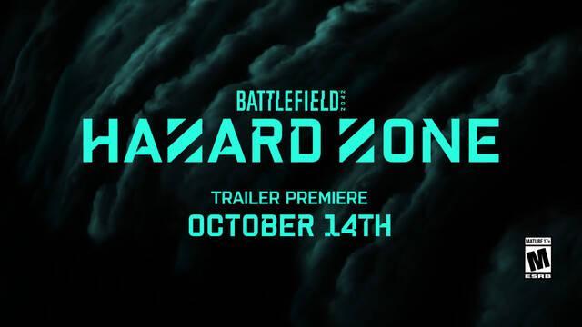 Battlefield 2042 Hazard Zone tráiler