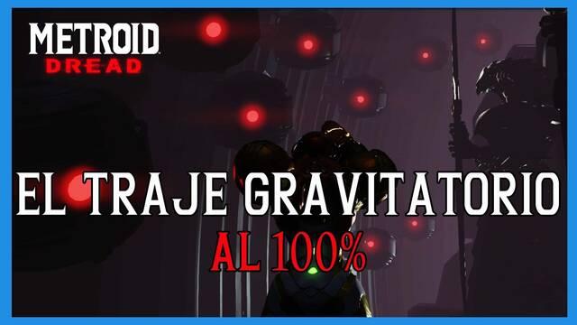 El Traje gravitatorio en Metroid Dread y cómo completarlo al 100%