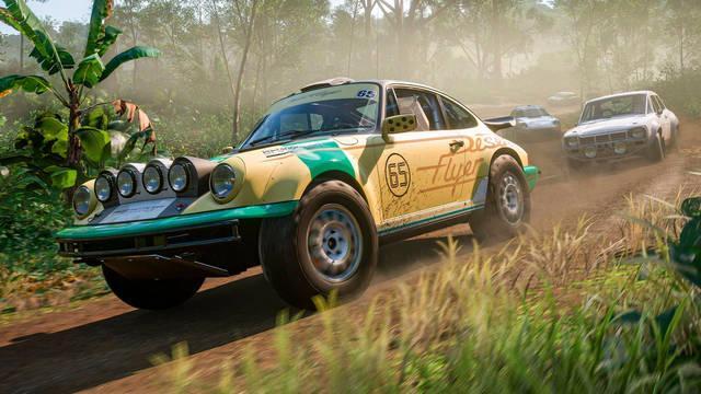 Forza Horizon 5 comparativa fps y resolución en sus modos gráficos