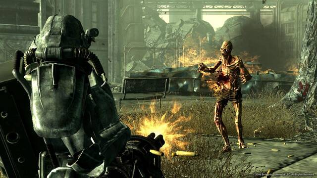 Fallout 3 sin Games for Windows Live en Steam