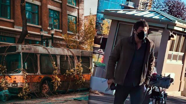 The Last of Us serie HBO fotos rodaje filtradas